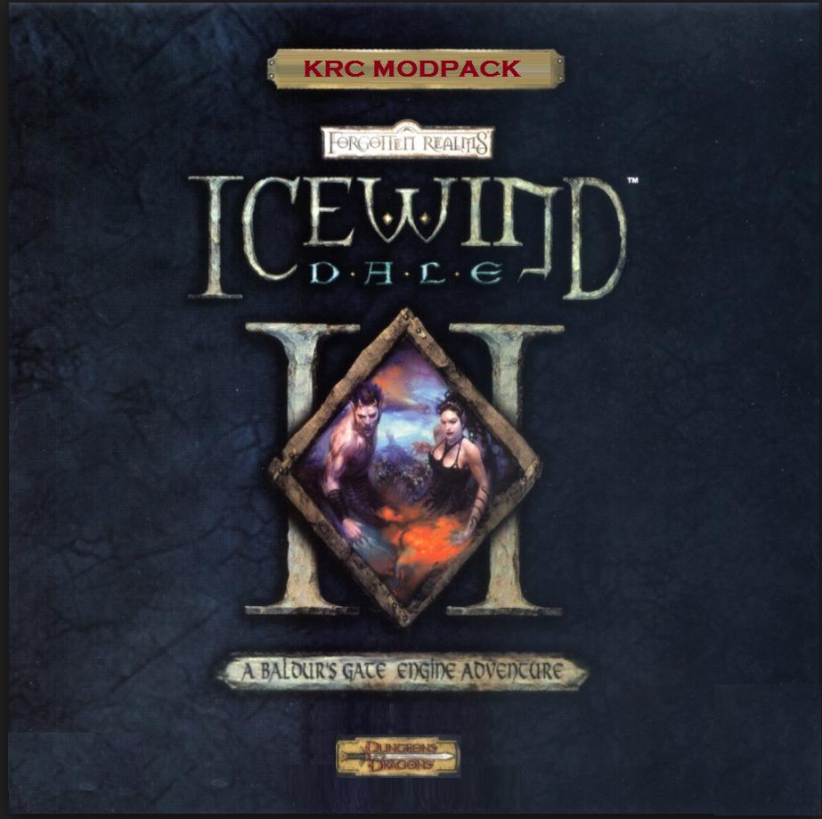 KRC_IWD2 ModPack